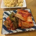 もつ鍋 チャンピオン - キムチ