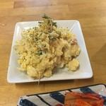 もつ鍋 チャンピオン - ポテトサラダ