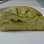 とみたメロンハウス - 青肉メロンパン