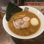 玉五郎 - 味玉煮干しラーメン