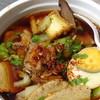 タイ料理ハウス ピサヌローク - 料理写真:クワイチャップ(500円)