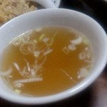 68005106 - 炒飯のスープ