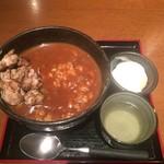 68006557 - 炭焼き鶏カレー丼、680円