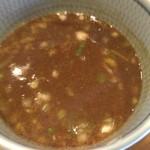 麺屋 蕃茄 - つけ汁
