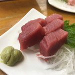 魚介 - 天然生マグロ