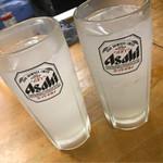 魚介 - 乾杯〜(≧∀≦)ノ