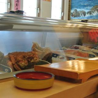 えりも岬観光センタ- - 料理写真: