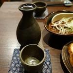 味噌煮込罠 - (2017/4月)日本酒