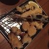 ソバキチ - 料理写真:串天8本セット@ 1080円