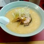 札幌ラーメン - 味噌ラーメン