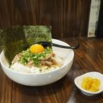 串ザンマイ - 豚丼男メシ!