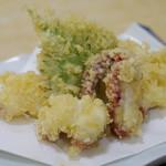 蛸処 憩 - 料理写真:天麩羅