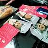 カフェ&バー こかげ - 料理写真:サンドパンと笹団子パン