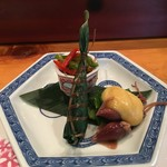 魚勝 - 前菜
