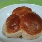 手作りパン キムラヤベーカリー - 三色パン
