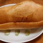 手作りパン キムラヤベーカリー - 明太フランス