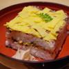 味処 割烹 半月庵 - 料理写真:岩国寿司