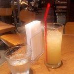 ロブロス バイ ヨッコーズ リコ テーブル - アップルジュース