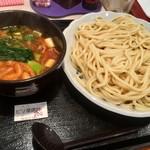 鬼吉 - ピリ辛肉汁大盛り700g