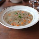 セドミクラースキー - レンズ豆のスープ