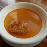 バル デ エスパーニャ ムイ - スープ