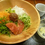 68022920 - 生野菜そば
