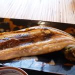銀座 しぶ谷 - 秋刀魚の一夜干し