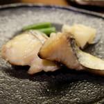 うおづや - 鰆の西京焼き(680円)