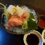 新日本料理 神也 - 2017.06 お造り
