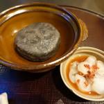 新日本料理 神也 - 2017.06 タコの石焼