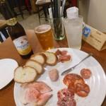 バル トレス - スペインバル気分で、乾杯♪ 2017.6
