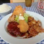 キッチン男のロマン - 料理写真:セレブ定食