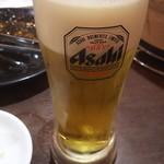 生ビール(2017.06.03)