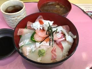 若鰤 - 海鮮丼