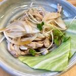 串屋横丁 - 酢もつ 350円