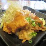 バードマン TRIO - 唐揚げと生姜焼きのあい盛り