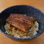 無添くら寿司 - 料理写真:すしやのうな丼