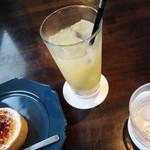 ヌンク ヌスク - グレープフルーツジュース450円