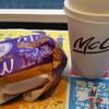 マクドナルド - ドリンク写真:ヤッキーとマックコーヒー