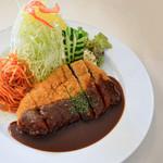 洋食 グラッチェ - 讃岐夢豚のポークカツレツ