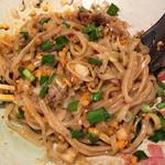 炊き餃子と麺 虎鉄 - 台湾まぜそば