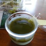 池川茶園 - 茶畑プリン かぶせ茶