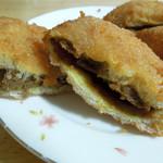 ハリマヤ - 大辛口カレーパン