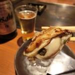 恋鯉 - 牡蠣がプリプリ(^^)