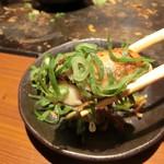 恋鯉 - 牡蠣、これも美味し!