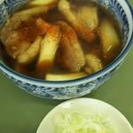 幸之家 - 料理写真:鴨汁