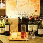 ワイン&紅茶 AITIO - ワインビュッフェは不定期開催