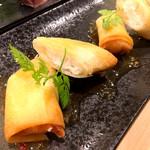 サケラボトーキョー - 海老の春巻き