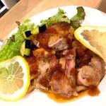 サケラボトーキョー - 若鶏の照り焼き