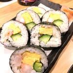 サケラボトーキョー - 巻き寿司